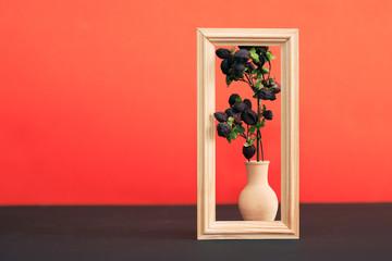 Flower In Frame