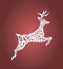 Deer Decorative