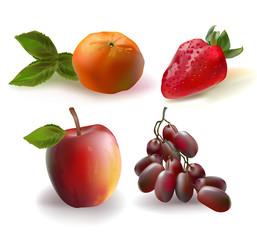 Fruit set, Fruit  refreshment