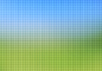 Abstract background. Gradient mesh