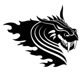 Dragon sign.