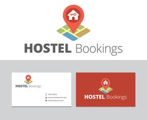 Hostel Bookings logo