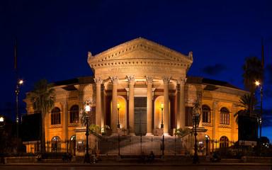 Teatro Massimo, Palermo, Italy