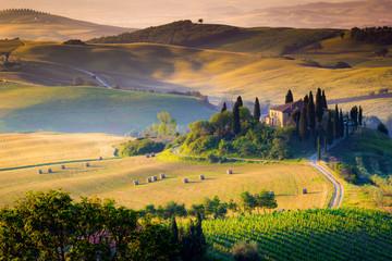 Wall Mural - Toscana, paesaggio