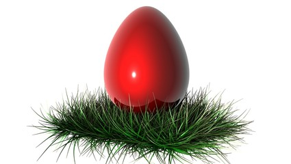 Red Easter