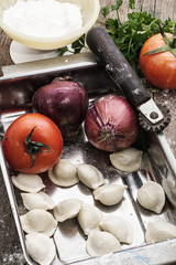 process of making ravioli at home