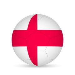 England Soccer Ball