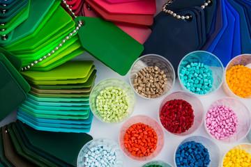 Kunststoff Plastik Granulat
