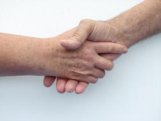 poignee de main