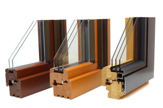 wooden window profiles