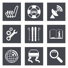 Icons for Web Design set 39