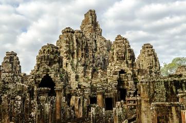 Cambodia  Angkor vat  Bayon Hram