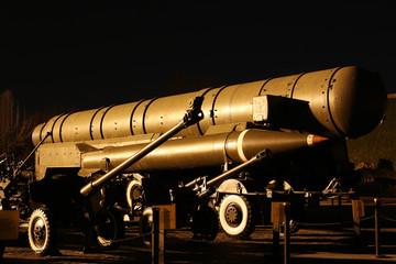 """Medium-Range Missile """"Pioneer"""" RSD-10"""