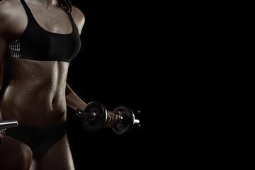 Fitnes lady
