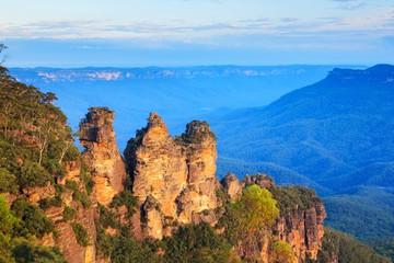 Fototapeten Australien Three Sisters Australia