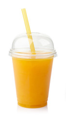 Foto op Canvas Sap Fresh orange juice