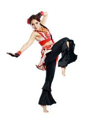 professional dancer balkan