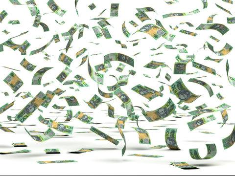 Flying Australian Dollars