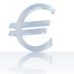 Frozen euro