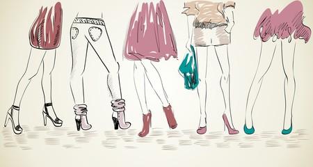 fashion womans.