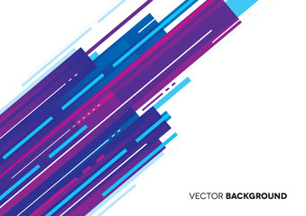Technical themed abstract background with lines