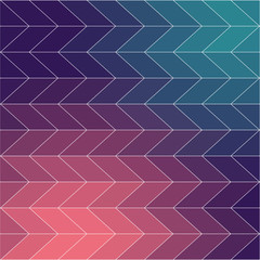 Abstract mosaic gradient background