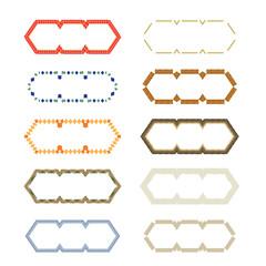 Frames pattern (set62)