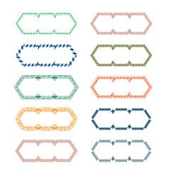 Frames pattern (set63)