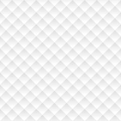 Beyaz Arka Plan Geometrik Doku