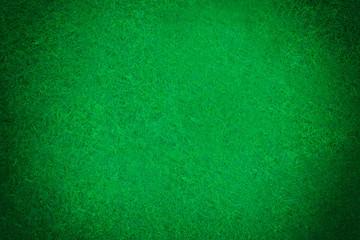 Green poker table felt background