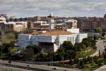 Madrid Mosque.