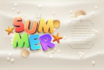 Summer Design template