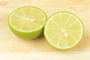 Fresh lime