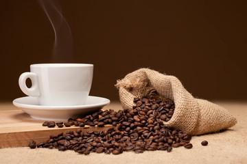 Coffee traditional taste