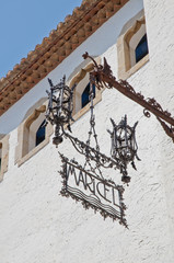 Maricel Palace at Sitges, Spain