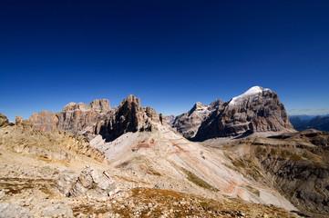Tofane - Dolomiten - Alpen