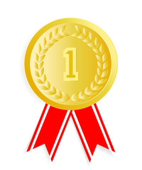 gold award first place