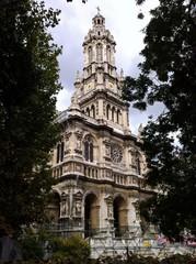 Catedral en París