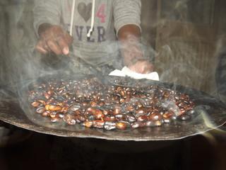 smoking beans
