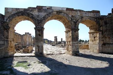 Gate in Hyerapolis
