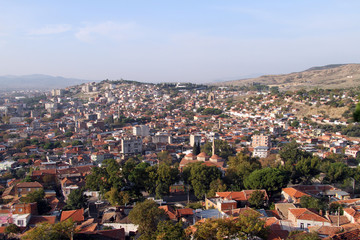 View of Bergama