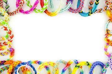 rubber bands bracelets