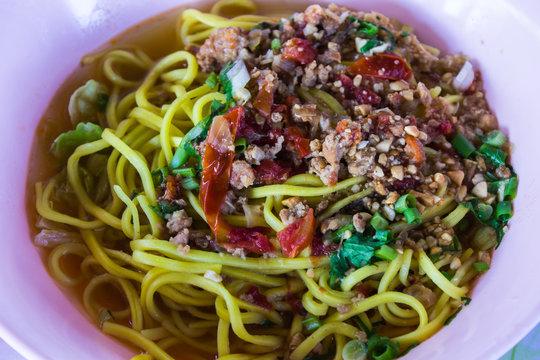 Yunnan noodle