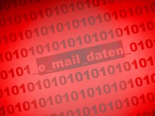 E-Mail Daten - Vorratsdatenspeicherung