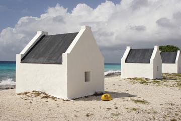 Sklavenhütten, Bonaire, ABC Inseln