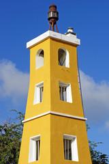 Leuchtturm von Kralendijk, Bonaire, ABC Inseln