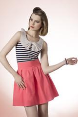 fashion vintage girl