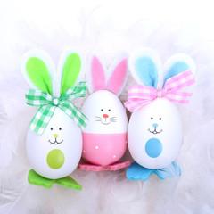 Happy bunnies