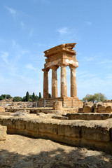Temple of the Dioscuri - Valley of the Temples, Agrigento