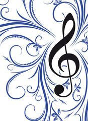 Musical decor